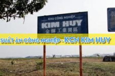 Cung cấp suất ăn công nghiệp ở KCN Kim Huy
