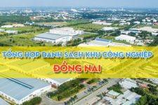 Các khu công nghiệp ở Đồng Nai