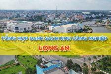 Các khu công nghiệp Long An