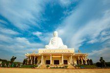Chùa Phật Quốc Vạn Thành - Tượng Phật ngồi cao nhất Đông Nam Á