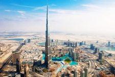 Tháp cao nhất thế giới hiện nay ở đâu ?