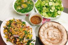 Tìm công thức nấu ăn bữa tối cho các bà nội trợ